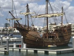 Blog In the footsteps of Christopher Columbus with the Santa Maria